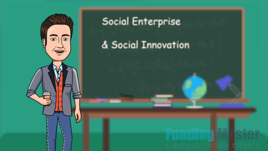 social enterprise and social innovation