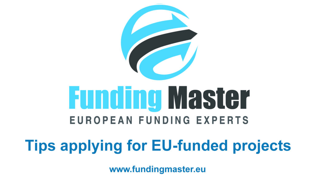 Tips on applying for EU Funding